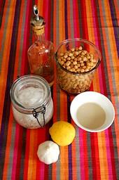 рецепт приготовления хумуса