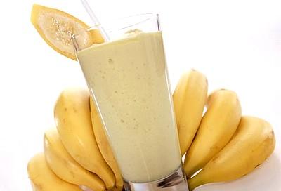 коктейль из банана