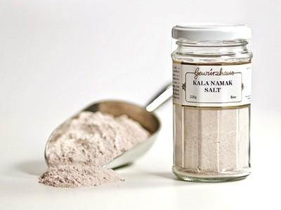 черная соль свойства