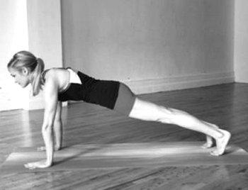 йога упражнения для рук