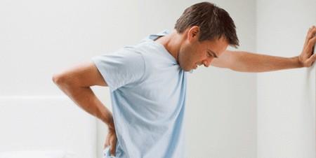 после йоги болит спина