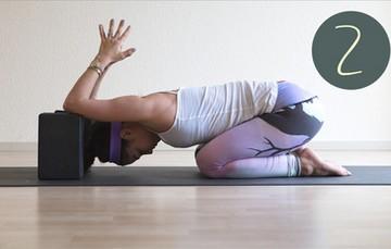 йога для шеи и плечей