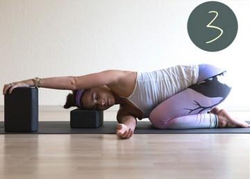 йога для рук и плеч